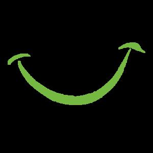 sourire-vert
